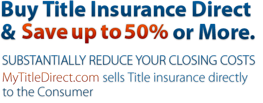 Buy Title Insurance